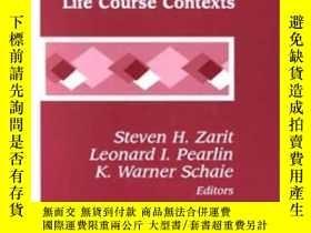 二手書博民逛書店Personal罕見Control In Social And Life Course Contexts-社會生活