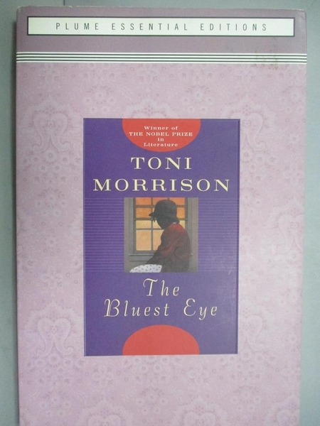 【書寶二手書T3/原文小說_IMF】The Bluest Eye_Morrison, Toni
