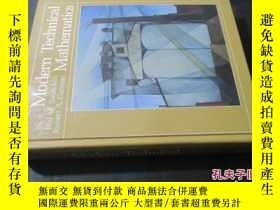 二手書博民逛書店Modern罕見Technical Mathematics 現代