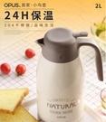 保溫壺家用不銹鋼保溫瓶大容量保溫水壺暖壺暖瓶開水熱 花樣年華