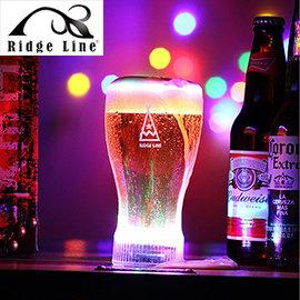 丹大戶外【Ridge Line】韓國 炫彩燈光杯 各種聚會/party夜店/發光杯/需電池
