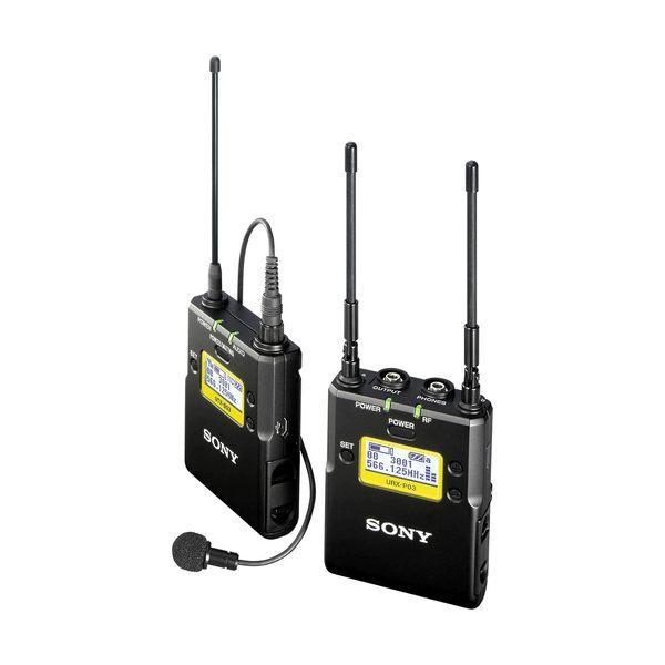第二代 SONY UWP-D11 專業無線麥克風 ( K14 新頻段 解決 4G/LTE 干擾的困擾)【 台灣索尼公司貨】