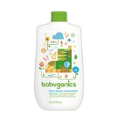 babyganics 綠潔寶貝 全植物地板清潔劑 無香味 473ml【BG Shop】