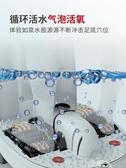 德國凱倫詩足浴盆電動按摩加熱恒溫家用洗腳盆全自動泡腳桶足療機YXS 新年禮物
