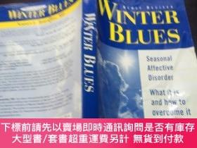 二手書博民逛書店WINTER罕見BLUES seasonal affective disorder what it is and