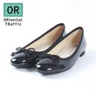 經典名品風格芭蕾舞鞋-個性黑(8604_...