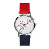 【FILA 斐樂】/經典LOGO手錶(男錶 女錶 )/38-313-004/台灣總代理原廠公司貨兩年保固