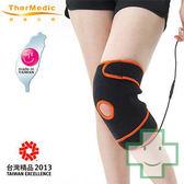✿✿✿【福健佳健康生活館】TherMedic舒美立得護具型冷熱敷墊-PW160護膝型