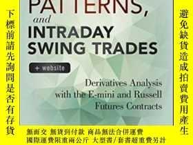 二手書博民逛書店Pivots罕見Patterns And Intraday Swing Trades + Website: Der