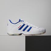 Adidas Pro Model 2G Low 男 白藍 復古 低筒 休閒 運動 籃球鞋 FZ1393
