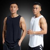 速乾衣 運動背心男跑步訓練籃球健身服速干上衣吸汗透氣寬松坎肩無袖t恤