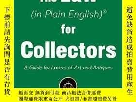 二手書博民逛書店The罕見Law (in Plain English) for Collectors: A Guide for L
