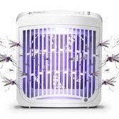 電吸入式滅蚊燈家用無輻射靜音去蚊子臥室驅蚊器插電誘捕滅蚊神器  喵小姐