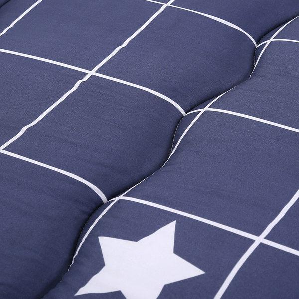 床墊單人加厚90床墊0.9m學生80上下鋪軟1.9褥子0.8米190cm2宿舍墊被