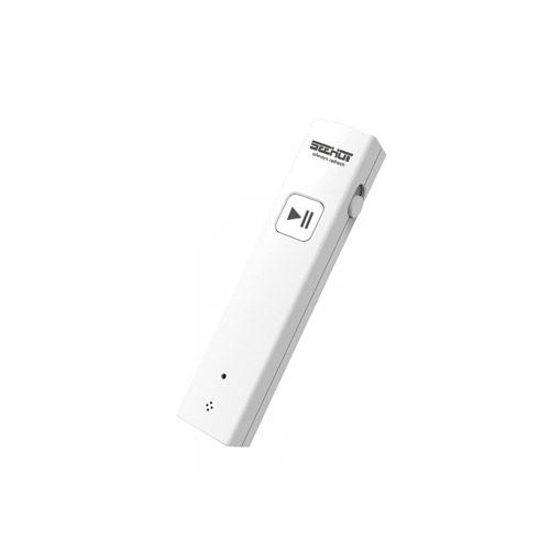 【Seehot】 BT4.1 領夾式立體聲藍牙耳機/音樂接收器(SBS-082)