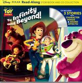 【迪士尼有聲書】TOY STORY COLLECTION : To Infinity and Beyond! /英文繪本附CD (內含三個故事)