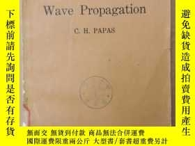 二手書博民逛書店theory罕見of electromagnetic wave propagation(P289)Y17341