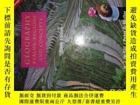 二手書博民逛書店GEOGRAPHY罕見REALMS,REGIONS AND CO