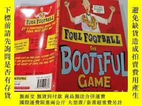 二手書博民逛書店The罕見Bootiful Game(Foul Football):可憐的比賽(犯規的足球)Y200392