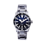 【Relax Time】海神系列300米潛水機械腕錶-深海藍/RT-77-1-1/台灣總代理公司貨享一年保固