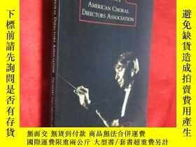 二手書博民逛書店American罕見Choral Director (小16開