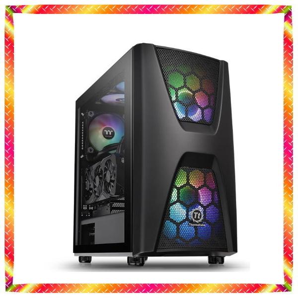 開放式六核心 i5-10600K RGB水冷 搭載 RTX 2060 混沌與秩序的永恆戰爭