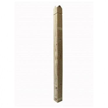 南方松防腐8.9cm方柱4呎