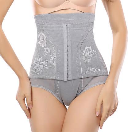 夏季超薄產後收腹束身褲 高腰束腹提臀緊身美體內褲-yish001