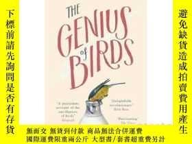 二手書博民逛書店鳥的天賦罕見英文原版 生命與認知科學The Genius of