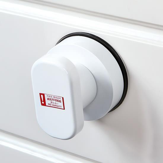 吸盤防滑門把手韓國 強力吸盤 冰箱 玻璃窗 廁所 老人扶手 老人居家 居家安全【K22】♚MY COLOR♚