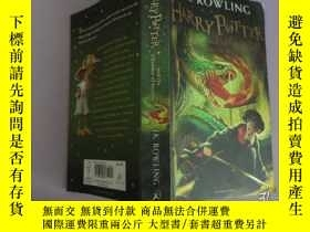 二手書博民逛書店Harry罕見Potter and the Chamber of