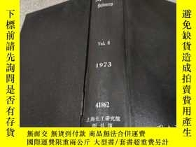二手書博民逛書店separation罕見science vol.19 no.1-