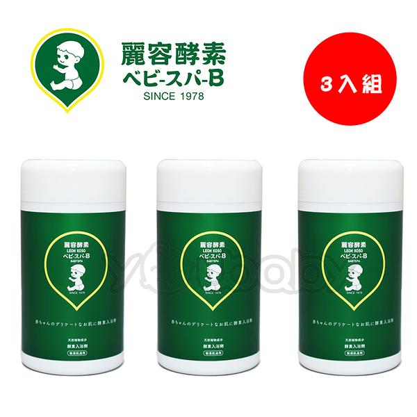 麗容酵素  入浴劑  600g  (3入組)
