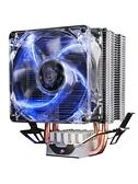 筆電散熱器 CPU散熱器775針1155CPU風扇AMD臺式機I5超頻3紅海迷你1150英特爾1151【快速出貨八折下殺】