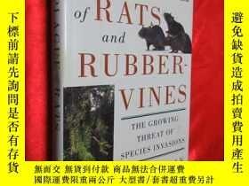 二手書博民逛書店A罕見Plague of Rats and Rubber-vin