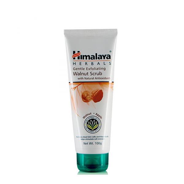 印度 Himalaya 核桃去角質磨砂膏 100g Exfoliating Walnut Scrub 【小紅帽美妝】