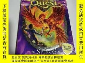二手書博民逛書店Beast罕見Quest:SPIROS(英文)Y212829