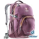 【德國 deuter】GRADUATE 休閒背包 28L 『深紫』80232 登山.露營.休閒.旅遊.戶外.後背包.手提包