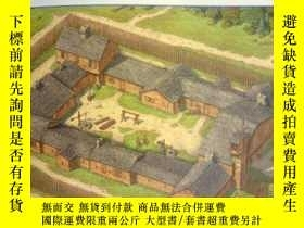 二手書博民逛書店英文原版罕見The Forts of Colonial Nort