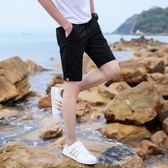 男短褲 潮流男裝 全棉韓版修身休閒褲【非凡上品】q1154