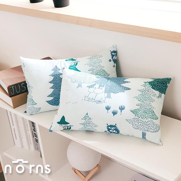 Moomin森林天絲午安枕- Norns 嚕嚕米 Tencel天絲™萊賽爾纖維 靠墊 抱枕