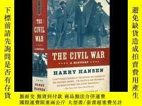 二手書博民逛書店[英文原版經典名著]The罕見Civil War 內戰史 Signet ClassicsY335736 Sig
