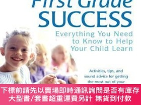 二手書博民逛書店預訂First罕見Grade Success: Everything You Need To Know To He