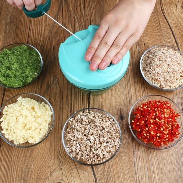 絞菜機 家用手動絞肉絞菜機切菜器絞蒜神器廚房攪菜搗壓蒜泥器碎大蒜工具