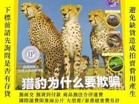 二手書博民逛書店獵豹爲什麼要欺騙罕見: 43個驚世駭俗的動物奧祕【銅版紙彩印】9