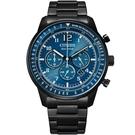 CITIZEN 星辰 光動能計時腕錶 CA4505-80L