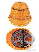 安全帽 竹編安全帽工地施工夏季遮陽防嗮帽子透氣建筑工程領導冒 igo阿薩布魯