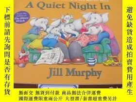 二手書博民逛書店A罕見Quiet Night inY154527 Jill Mu