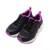 SKECHERS 慢跑系列 GORUN MAX CUSHIONING PREMIER 綁帶運動鞋 黑紫 128133BKPR 女鞋
