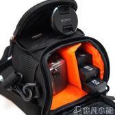 攝影包 微單a6000相機包單肩ILCE-a6300 A5000 5100微單包單反攝影包    非凡小鋪